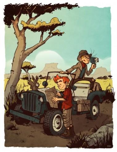 spirou safari