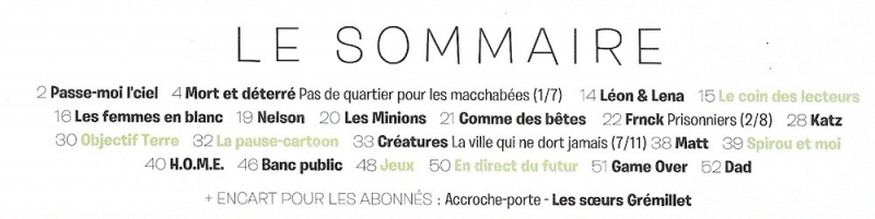 Sommaire 4281